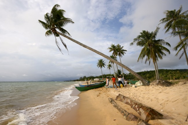 phu quod beach paradise vietnam