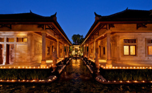 Spend a night or two at the Matahari