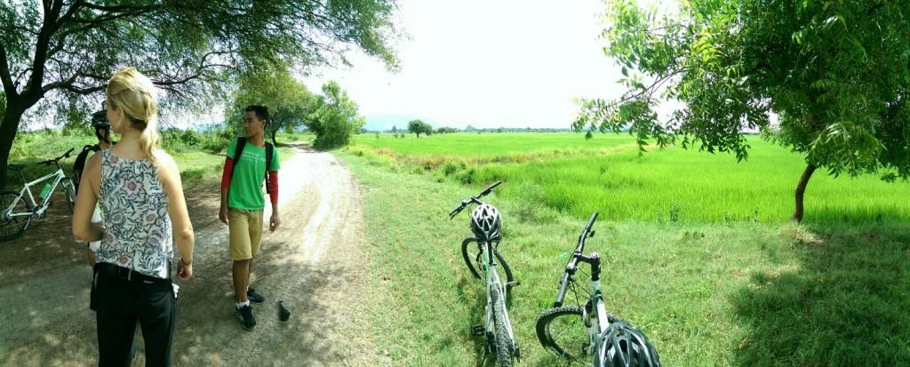 Bike ride - highlights of Mandalay