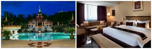 THE BEST LARGE HOTEL IN MANDALAY Mandalay Hill Resort