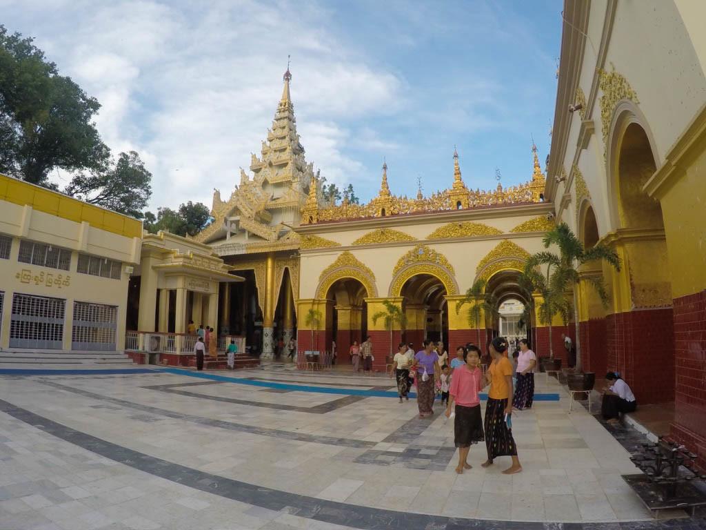 Maharani Paya - highlights of Mandalay