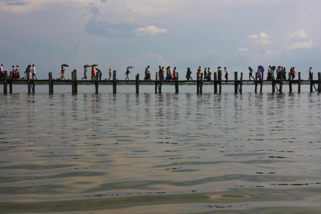 U-Bein Bridge, Mandalay highlights