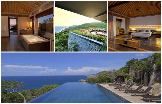 amanoi luxury hotel vietnam