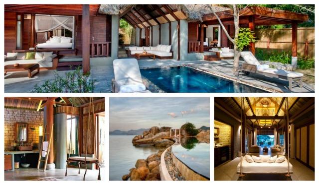 Most luxurious hotel near nha trang an lam