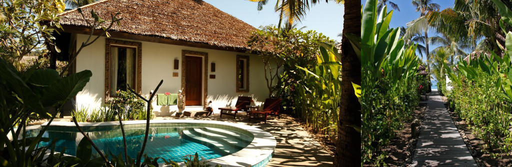 romantic beach hotel myanmar