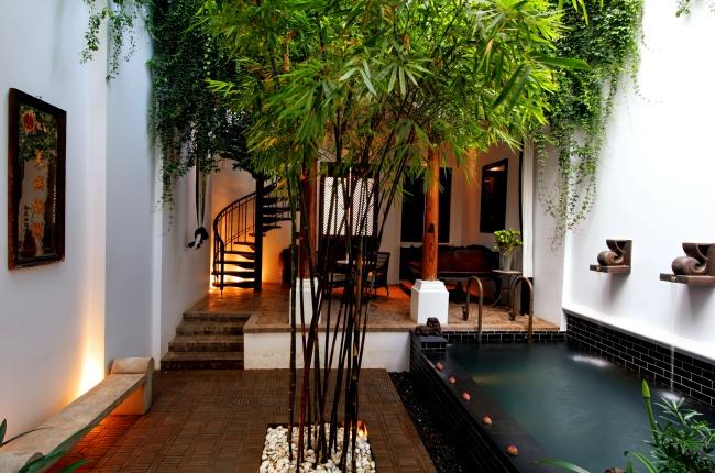 650 x 430 Pool Villa - Chinese theme (Living area 2)
