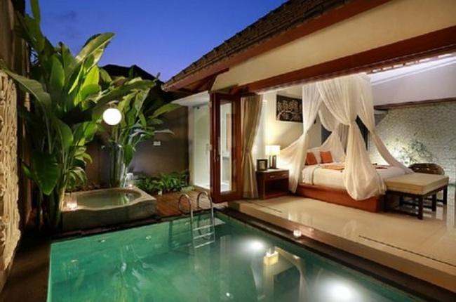 Villa Kriyamaha pool villa
