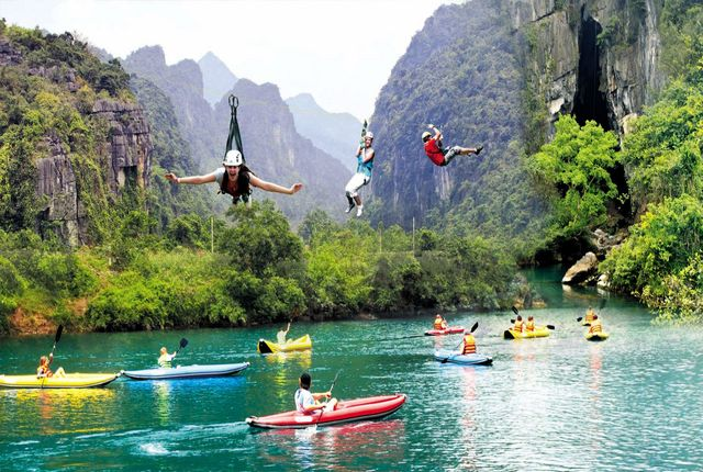 Adventure holidays in Vietnam